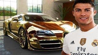 7 Mobil Super Mewah Milik Cristiano Ronaldo Terbaru 2017