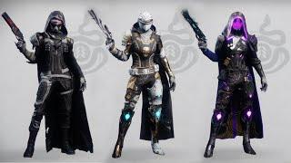 Destiny 2 Hunter Fashion Sets #5