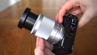 Canon EF-M 18-150mm f/3.5-6.3 IS STM lens review with samples
