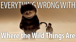 Everything Wrong With Where the Wild Things Are In 14 Minutes Or Less