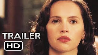 ON THE BASIS OF SEX Official Trailer 2 (2018) Armie Hammer, Felicity Jones Drama Movie HD