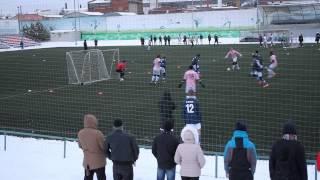ФК Титан 0 - 6 ФК МК. 1 тайм. 9 часть