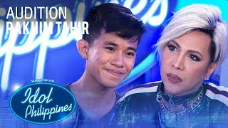 Rakhim Tahir - This is the Moment | Idol Philippines Auditions 2019