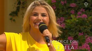Beatrice Egli   Le Li La (Immer Wieder Sonntags 14.7.2019)
