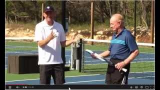 Learn From The Greatest Players Of All Time Rod Laver, John Newcombe