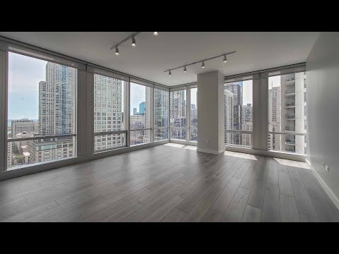 A River North 1-bedroom CA2A at the new One Chicago Apartments