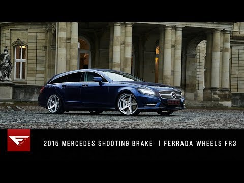 Mercedesbenz Cls Class Shooting Brake Универсал класса C - рекламное видео 2