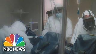 U.S. Hospitals See Growing Wave Of Coronavirus Patients | NBC Nightly News