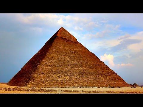 Jak se stavěly pyramidy?
