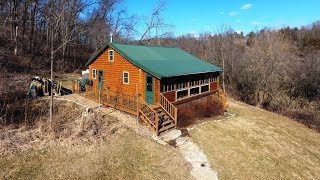 SOLD Off-grid Paradise Mineral Point WI Real Estate