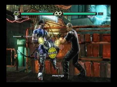 Tekken 6 Combo Videos By Eaglejin Manjinemesis Tmm Sdtekken