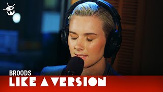 Video Broods Cover Drake 'One Dance' For Triple J's Like A Version