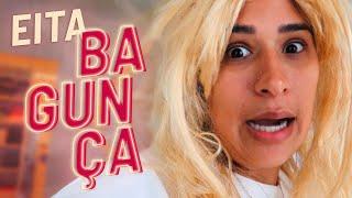 TOUR PELA MINHA CASA PROVISÓRIA