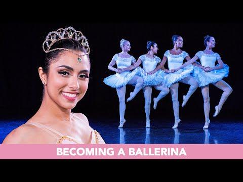 I Trained Like A Ballerina For 6 Weeks