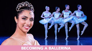 I Trained Like A Ballerina For 6 Weeks
