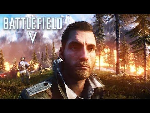 Battlefield V - Firestorm Battle Royale Reveal Trailer