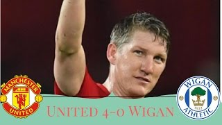 Manchester United vs Wigan 4-0 ● English Highlights ● FA Cup 2017 | HD |