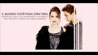 Quando Você Passa (turu Turu) - Sandy & Junior (CD 2001)