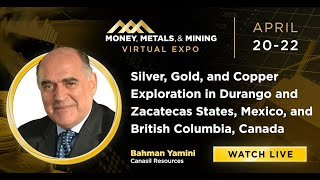 Silver, Gold, and Copper Exploration in Durango and Zacatecas States, Mexico, and British Columbia, Canada