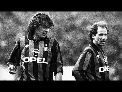 Fiorentina 2-3 Milan (1990) - Increíble Partido // Goals