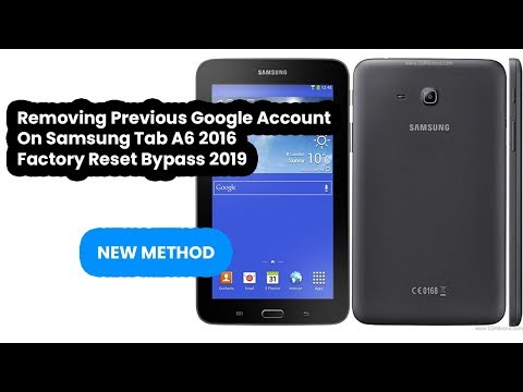 New Method 2019 Bypass Google Account (FRP) Protection on Android