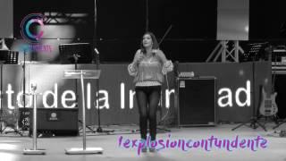 Explosión 2016: Claudia Fajardo