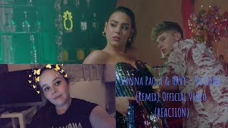 Danna Paola & HRVY   So Good (Remix) Official Video (REACTION)