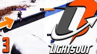 Insane LUCIFER Jump Shots! | Lights Out Tournaments #3 | PUBG MOBILE