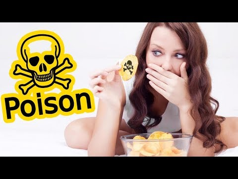 10 Poisonous Foods We Like to Eat