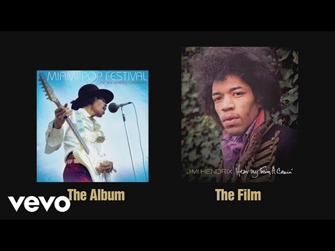 The Jimi Hendrix Experience - Foxey Lady (Miami Pop Audio)