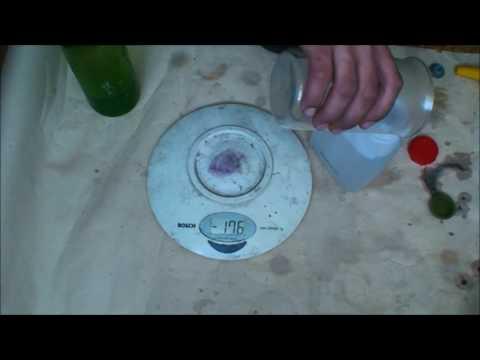 как проверить концентрацию кислоты