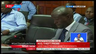 News Desk: Senator Kipchumba Murkomen skips facing the PAC over his links with the NYS Scandal