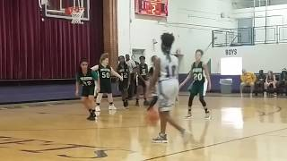 Donelson Girls Basketball Vs Two Rivers (12-3-19