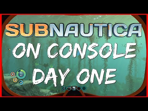 Subnautica PS4 | Day One |