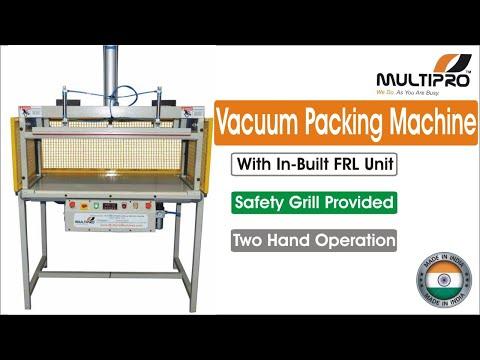 Pillow Vacuum Packing Machine