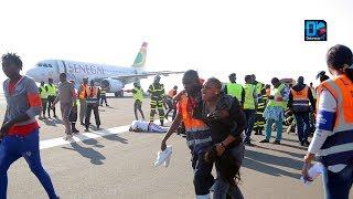 Diass : Test grandeur nature du plan d'urgence de l'Aéroport Dakar Blaise Diagne