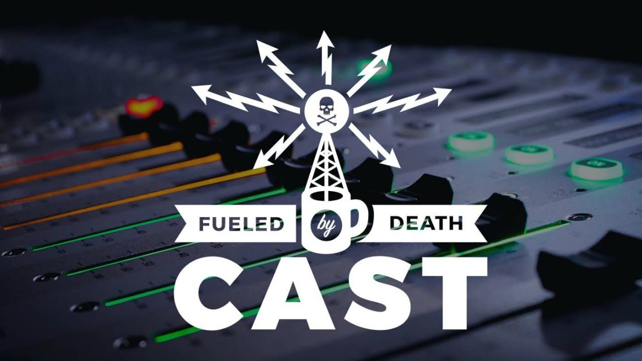 Fueled by death cast ep 42 acey slade death wish coffee company empire state tattoo expo spectacular biocorpaavc