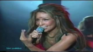 Thalia - Cerca de Ti (Grupera Version) Concierto Exa 2003