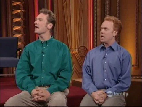 Whose Line is it Anyway: Daytime Talk Show - Humpty Dumpty