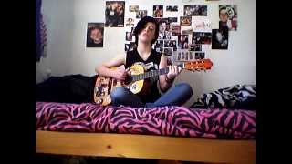 Bowling For Soup - Guard My Heart Vocal And Acoustic Guitar Cover
