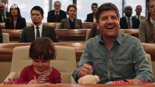 Fabio De Luigi 'mammo' nel film '10 giorni senza mamma'. Ecco una clip in esclusiva