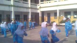Serunya Olahraga Mts Yasti 1 Cisaat Sukabumi Bersama BpkIlham Ginanjar Sport Teacher