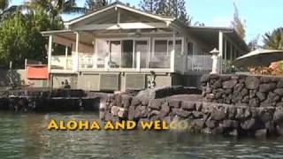 preview picture of video 'Jewel by the Sea Vacation Rental on the Big Island of Hawaii ~ Mika Lani ~'