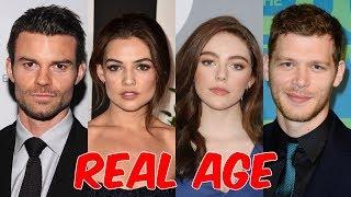 The Originals Cast Real Age 2018 ❤ Curious TV ❤