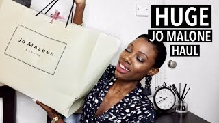 Huge Jo Malone Haul: What I Got Others For Christmas | Kuiya's Kloset