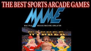 The Best SPORTS ARCADE for MAME