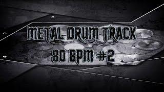 Doom Metal Drum Track 80 BPM (HQ,HD) | Preset 2.0