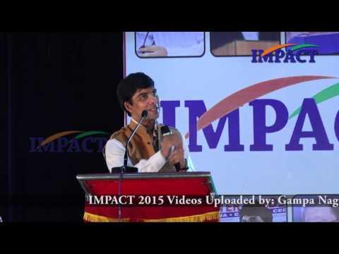 Goal |Venu Bhagawan| TELUGU IMPACT Vizag 2015