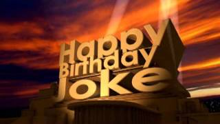 Happy Birthday Joke