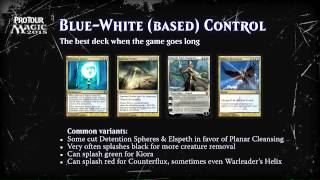 Pro Tour Magic 2015: Standard Overview with Randy Buehler